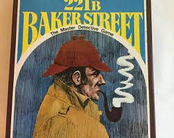 221B BAKER STREET - Sherlock Holmes detective game