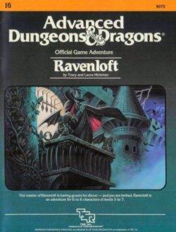 Advanced Dungeons and Dragons - Ravenloft