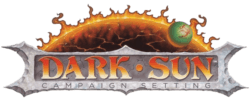 Advanced Dungeons and Dragons – Dark Sun