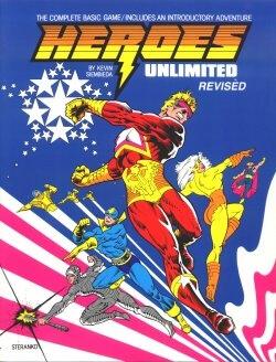 HEROES UNLIMITED