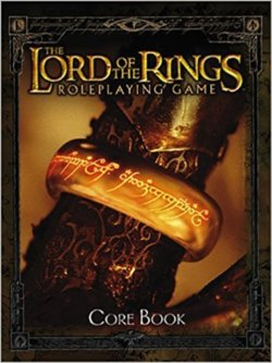 LORD OF THE RINGS RPG