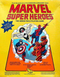Marvel Super Heroes -TSR