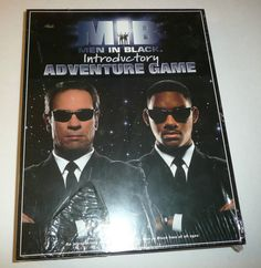 MEN IN BLACK RPG