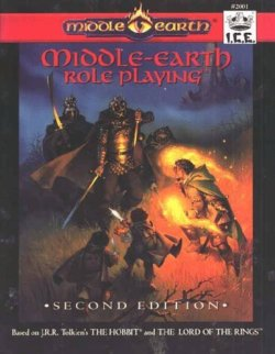 Middle Earth Role playing 2nd edition