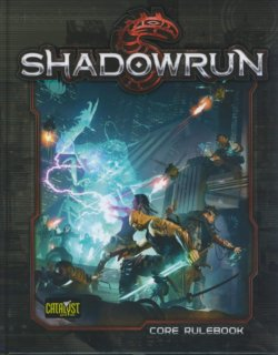 SHADOWRUN 1st/2nd edition