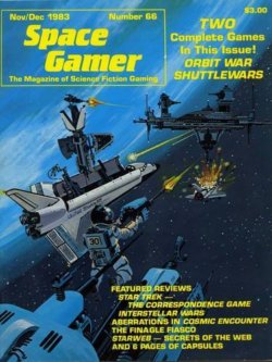 Space Gamer - Fantasy Gamer