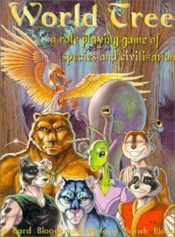 WORLD TREE RPG