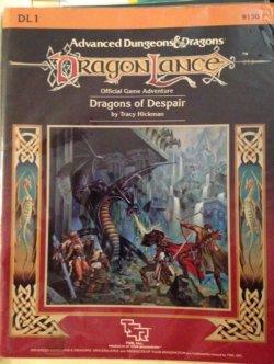 DL1 Dragons of Despair