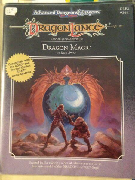 DLE2 Dragon Magic