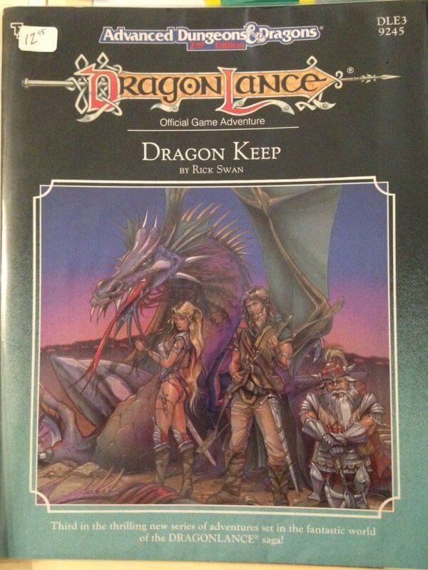 DLE3 Dragon Keep