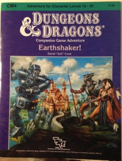 CM4 Earthshaker