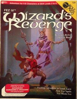 FEZ4 wizards revenge