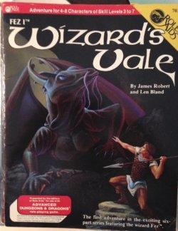 FEZ1 Wizards Vale