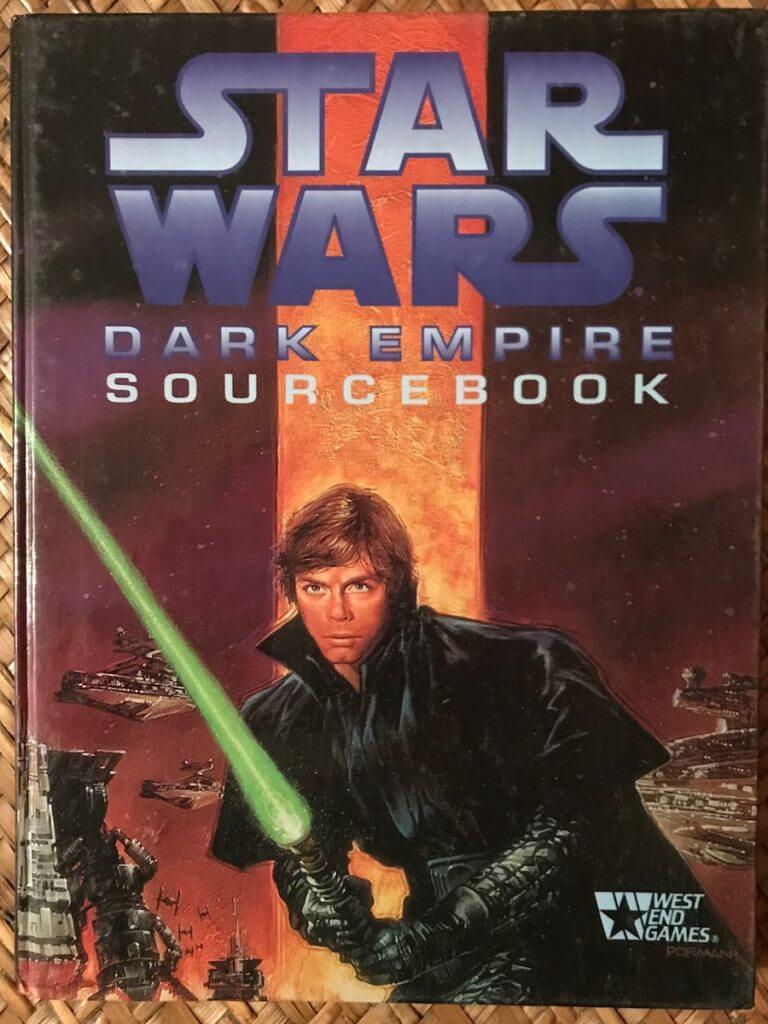 dark empire star wars rpg