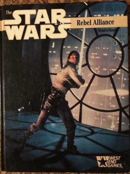 rebel alliance star wars rpg weg