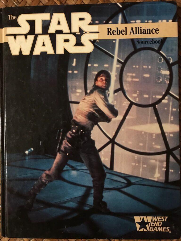 rebel alliance star wars rpg weg