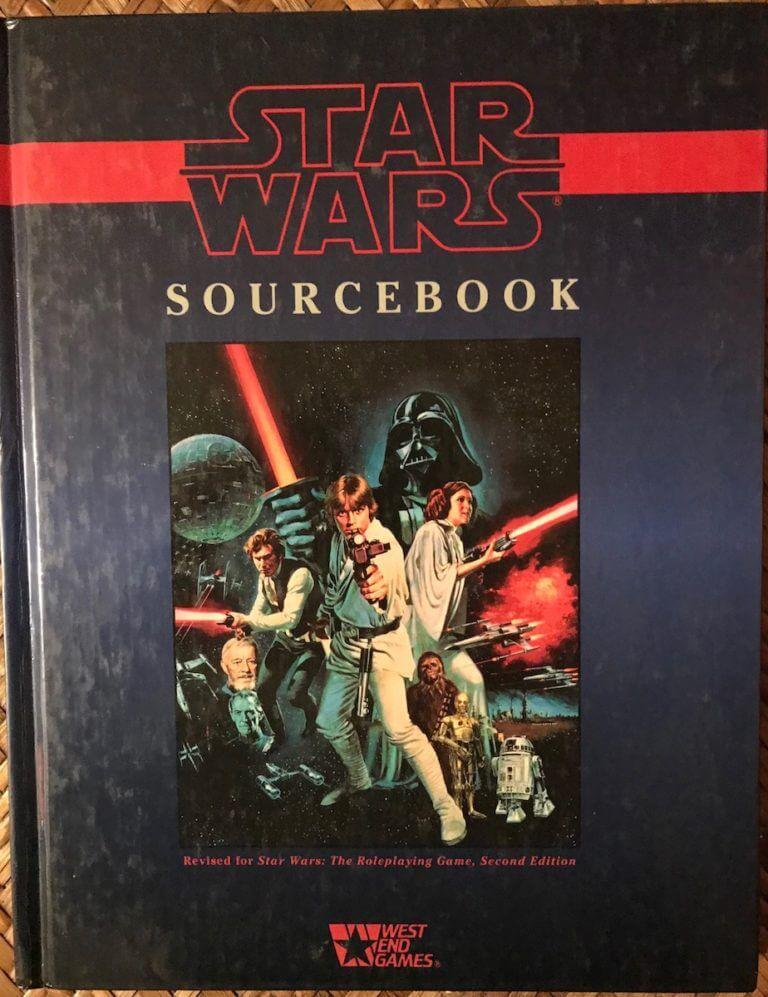star wars 2nd ed rulebook