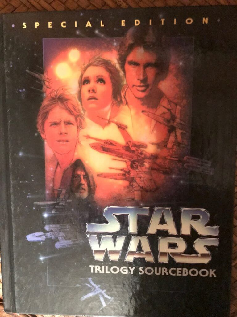 star wars trilogy sourcebook special edition